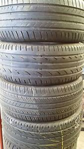 HIGH TREAD SECONDHAND TYRES AT ROLL RIGHT TYRES BALCATTA. Balcatta Stirling Area Preview