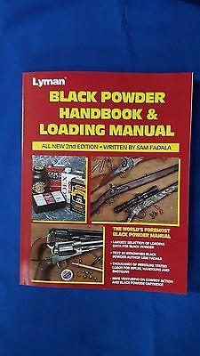 Manuals & Instruction Material - Lyman Black Powder Handbook