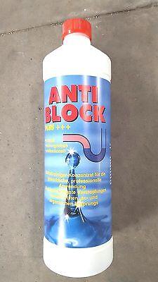 3 CHEM ANTI BLOCK flüssiger Abflussreiniger