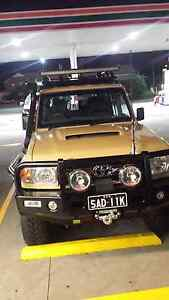 Toyota landcruiser 76 series wagon 2011 in very good condition in Guildford Parramatta Area Preview
