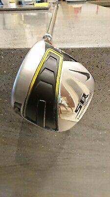 Nike SQ Machspeed Driver STR8-FIT 11.5 Degrees + Head Cover. R/hand Stiff flex