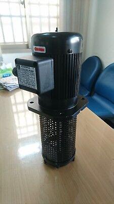 14hp Lathe Coolant Pump 1ph 120240v 220mm 8.7 Npt 34 Lathe Cnc Machine
