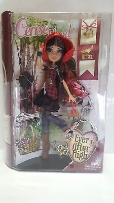 Ever After High Cerise Hood Doll Dolls Toys Clothes Accessories Stand Bookmark