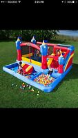 All day bounce house rentals $150 includes delivery and set up