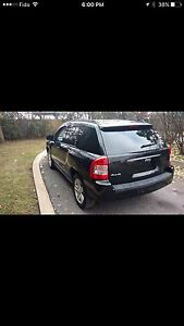 Jeep compass 2008 NEGO