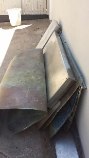 copper sheets/ copper pipes/ industrual stainless steel bench top Farrer Woden Valley Preview