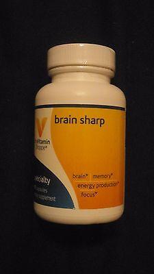 The Vitamin Shoppe Brain Sharp 90 Capsules