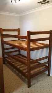 Single size bunk bed Prestons Liverpool Area Preview