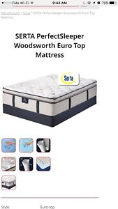 King size mattress for sale! Excellent condition!