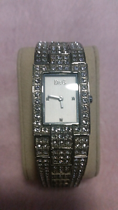 AUTHENTIC D&G WATCH St Marys Penrith Area Preview
