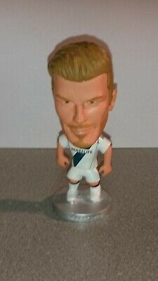 Fußball England Real Madrid LA Galaxy AC Milan David Beckham Trikot Figur...