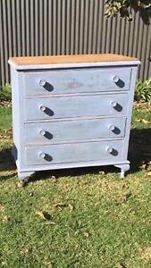 Vintage chest of drawers Brighton Holdfast Bay Preview