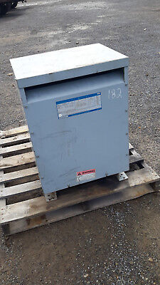 General Electric 34kva 460 To 460266v Drive Isolation Transformer 9t23b4003g22