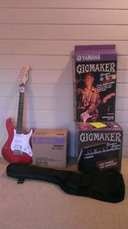 Yamaha Gigmaker Electric Guitar Pack Metallic Red - Brand New! Tecoma Yarra Ranges Preview