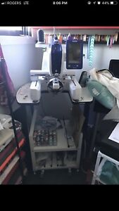 Embroidery machine -5000$ this weekend only