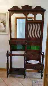 Antique hall stand Willaston Gawler Area Preview
