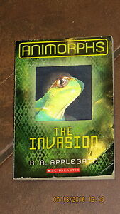 Animorph Book