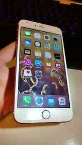 Iphone 6s plus rose gold 64gb Strathfield Strathfield Area Preview