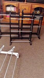 DVD racks good condition Glendale Lake Macquarie Area Preview