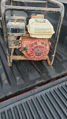 Trash Water Pump 4hp Honda Gas Engine Gx120