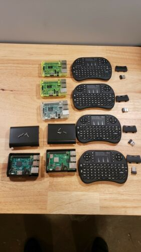 Raspberry Pi 3 Lot  - $76.00