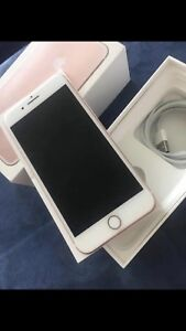 Brand New Rose Gold iPhone 7+