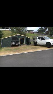 GIC camper trailer St Helens Park Campbelltown Area Preview