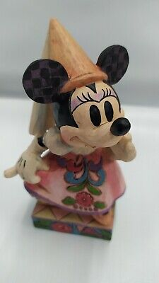 Disney Traditions demure and sweet minnie mouse 4011753 cute jim shore