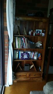 Book shelf timber Duncraig Joondalup Area Preview