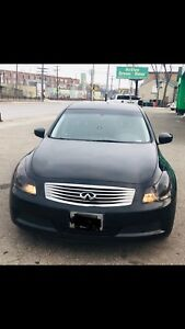 Excellent condition 2009 INFINITY G37 188800 kilometers