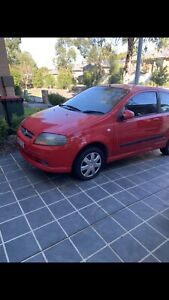 2007 Holden Barina - car for parts QUICK SALE