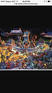 Wanted vintage he man toys