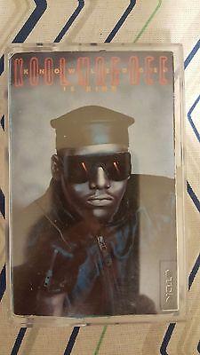 """""""Knowledge is King"""" Cassette Tape by Kool Moe Dee"""