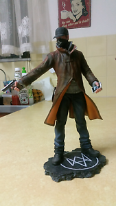 SUPER CHEAP WATCH DOGS COLLECTOR'S STATUE (NEED GONE) Belmont Belmont Area Preview