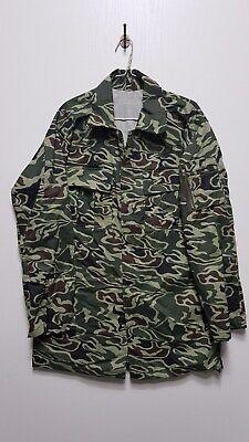 ROK KOREA ARMY SPECIAL FORCE CAMOUFLAGE UNIFORM