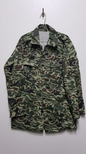 ROK KOREA ARMY SPECIAL FORCE CAMOUFLAGE UNIFORM