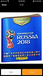 FIFA word cup Russia 2018
