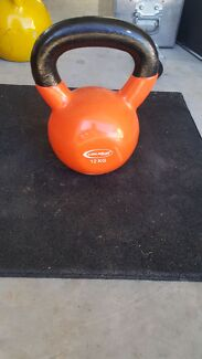 12kg vinyl kettlebell Coomera Gold Coast North Preview