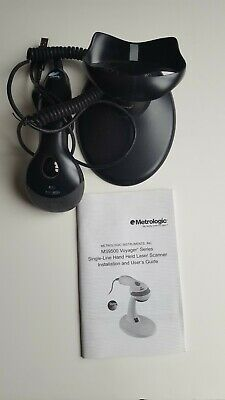 9540 Usb Laser Barcode Scanner Metrologic Ms9540