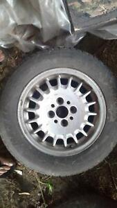 BMW E30 325i 318i 2002 Bottlecap mag wheels mags Beerwah Caloundra Area Preview