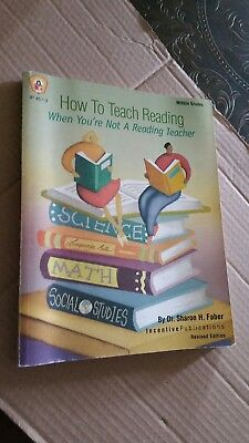 Teachers Stuff (How to Teach Reading: When You Are Not A Reading Teacher (Kids' Stuff) by)