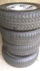 4x brand new holden colorado wheels and tyres 245/70r16 Roleystone Armadale Area Preview