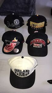 SnapBacks and winter fitteds ( 7 1/2 )