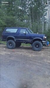 1994 Ford Bronco for Sale