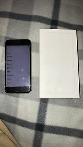 64gb space grey iPhone 6 Dungog Dungog Area Preview