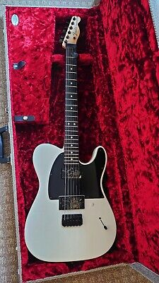Fender Jim Root Telecaster with pro modifications (Hipshot, Bareknuckle Pickups)