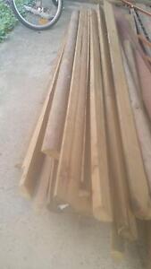 9ft half copper logs Gorokan Wyong Area Preview