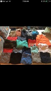 Boys size 6/7 clothing