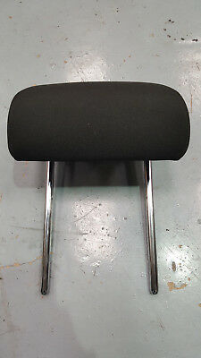 SEAT IBIZA MK3 6L 02-08 REAR CENTRE HEAD REST BLACK CLOTH