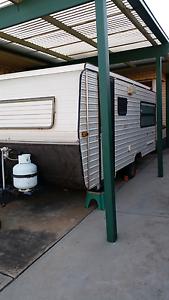 Male Trail 87 model poptop caravan Semaphore Park Charles Sturt Area Preview